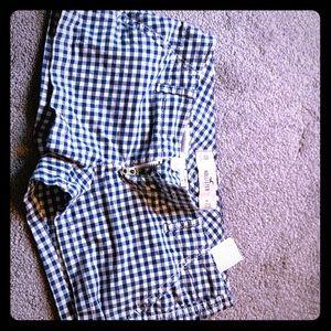 Hollister Checkered Shorts